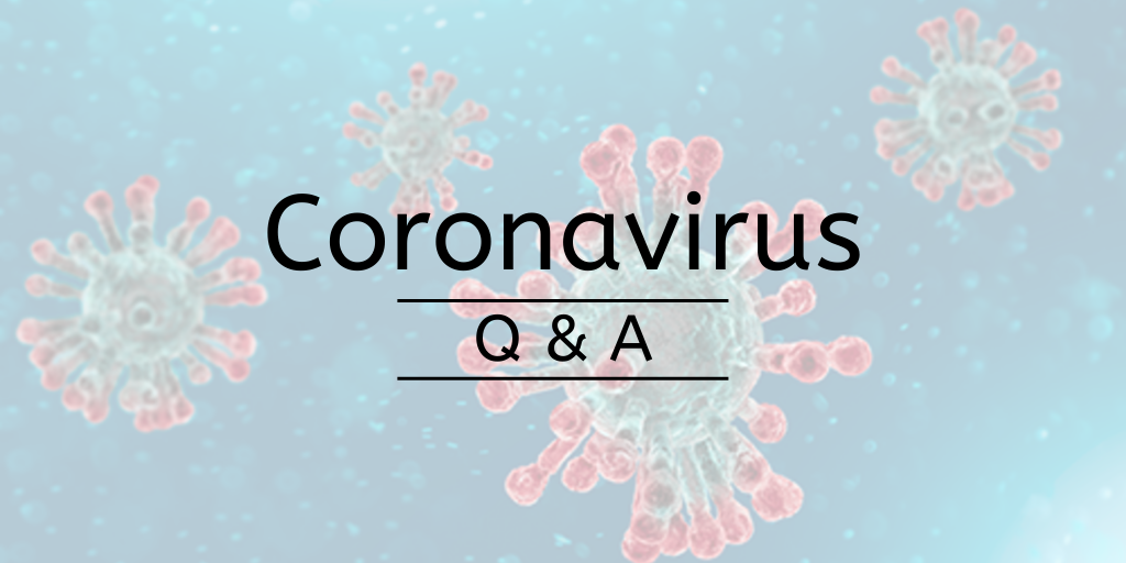 Coronavirus Employer Q&A